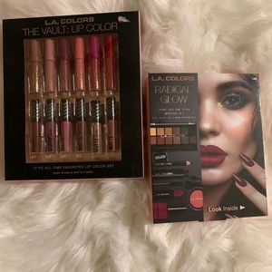 L.A Colors makeup